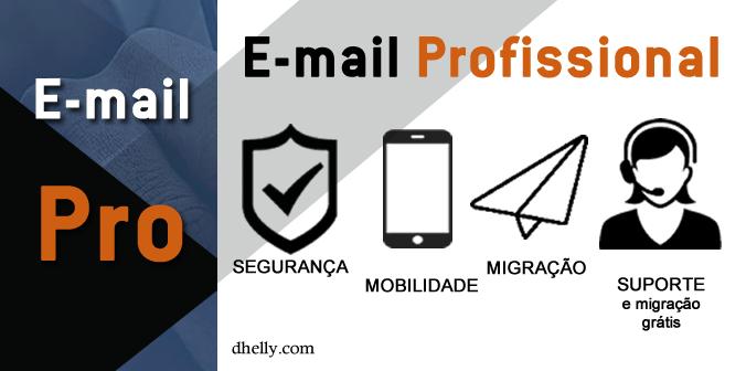 criar e-mail corporativo
